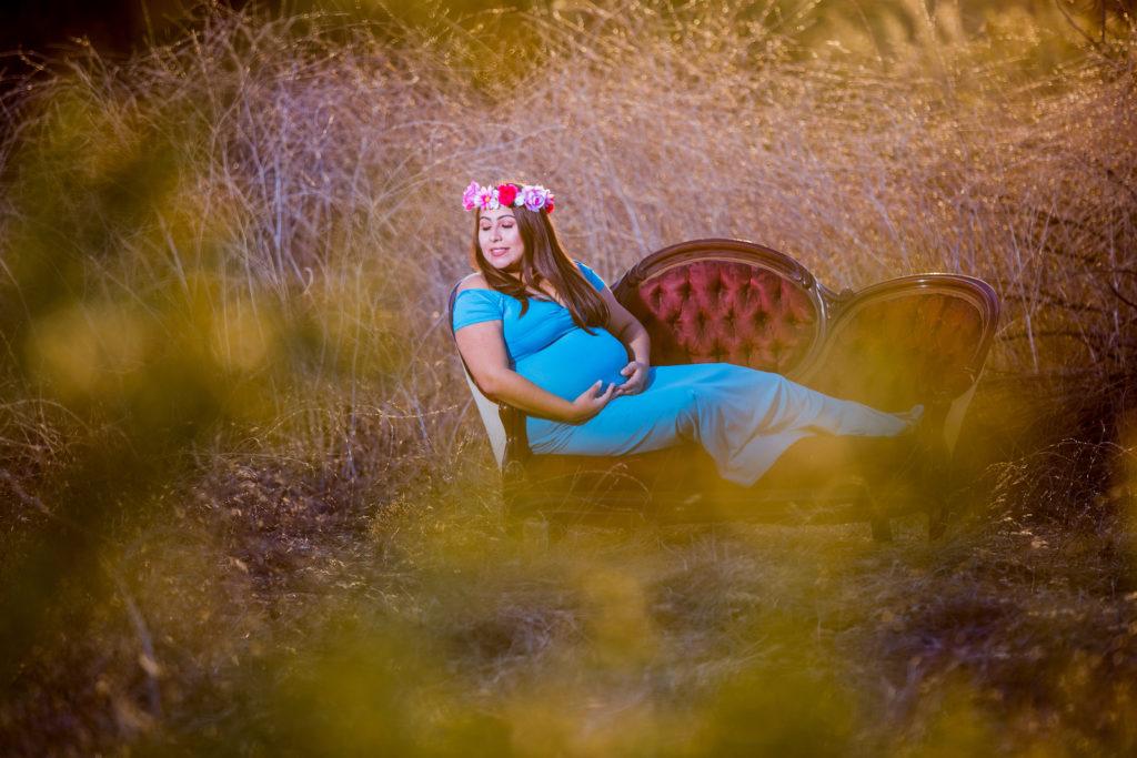 Orange County photographer for maternity