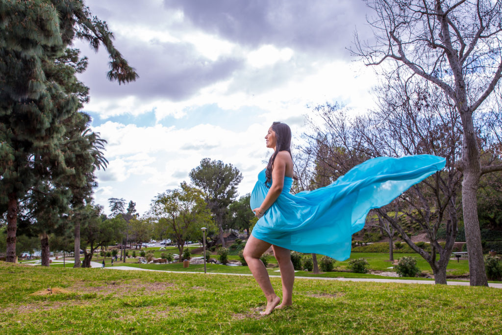 Orange County maternity photography service